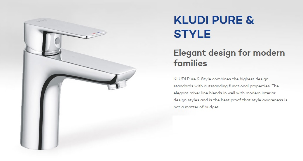 Kludi Pure & Style
